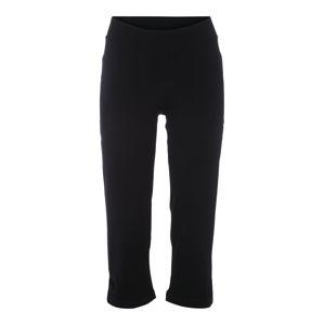 H.I.S Kalhoty  černá