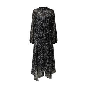 Dorothy Perkins Letní šaty  bílá / černá