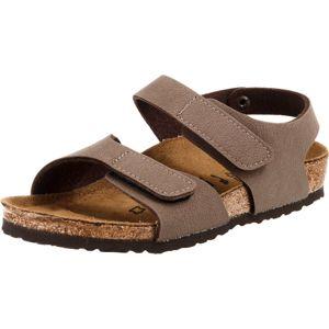 BIRKENSTOCK Otevřená obuv 'Palu'  hnědá