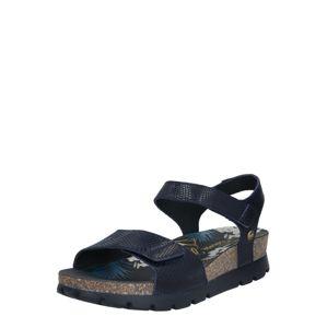 PANAMA JACK Páskové sandály 'Scarlett Amazonic'  námořnická modř