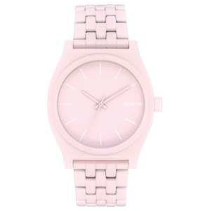 Nixon Analogové hodinky 'Time Teller'  růžová