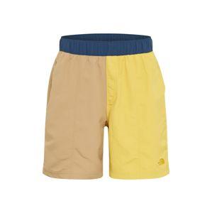 THE NORTH FACE Kalhoty  žlutá / béžová