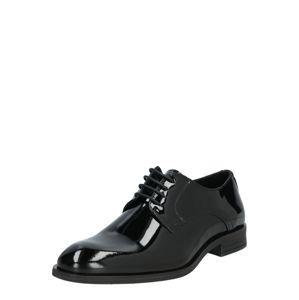 Bianco Šněrovací boty 'BYRON '  černá