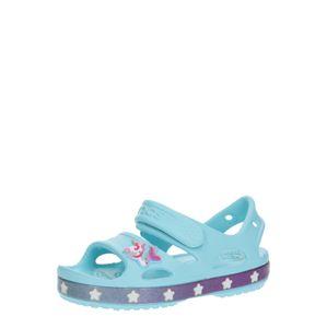 Crocs Otevřená obuv 'FunLab Unicorn Charm'  světlemodrá