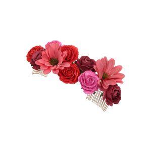 LILY AND ROSE Šperky do vlasů 'Rosie'  červená
