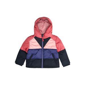 Noppies Zimní bunda 'Valera'  modrá / světle růžová