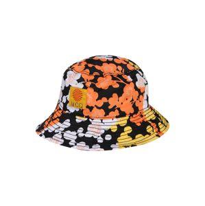 McQ Alexander McQueen Čepice 'BUCKET HAT'  mix barev / černá