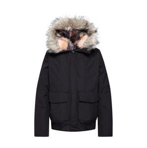 Canadian Classics Zimní bunda 'GIACCA DONNA DELINE'  černá