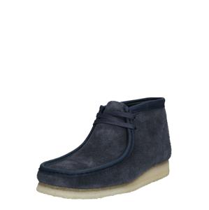 Clarks Originals Kotníkové boty 'Wallabee'  námořnická modř