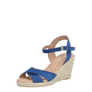 PAVEMENT Páskové sandály 'Dorit'  modrá