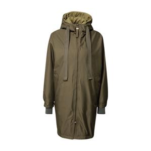 g-lab Přechodný kabát 'Flow'  zelená