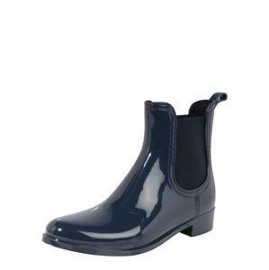 PAVEMENT Chelsea boty 'Rain'  námořnická modř