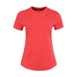PUMA Funkční tričko 'Ignite Heather'  pink
