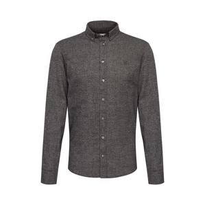 Casual Friday Košile 'Arthur'  černý melír