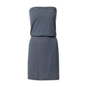 mazine Plážové šaty 'Roselle'  bílá / námořnická modř