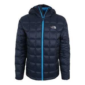 THE NORTH FACE Outdoorová bunda 'Kabru'  námořnická modř / světlemodrá / bílá