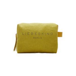Liebeskind Berlin Kosmetická taštička  zlatě žlutá / růže