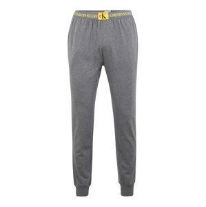 Calvin Klein Underwear Pyžamové kalhoty  čedičová šedá