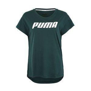 PUMA Funkční tričko 'Modern Sports'  tmavě zelená