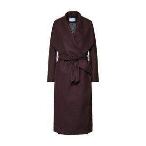 IVY & OAK Přechodný kabát 'Bathrobe Coat'  lilek