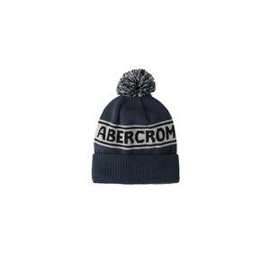 Abercrombie & Fitch Čepice  námořnická modř