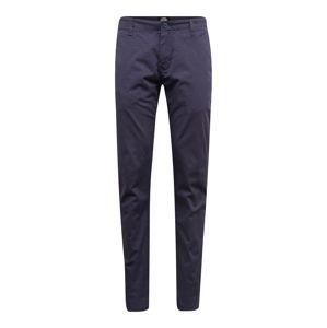 DICKIES Chino kalhoty 'Kerman'  námořnická modř