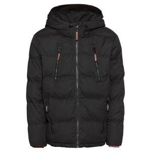 khujo Zimní bunda 'DOME'  černá