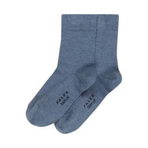 FALKE Ponožky 'Family SO'  chladná modrá