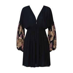 BILLABONG Šaty 'Wind Whispers'  černá