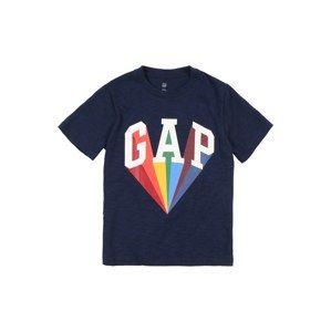 GAP Tričko  modrá / mix barev