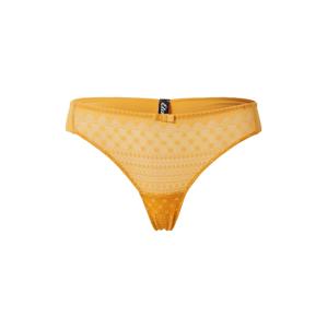 ETAM Tanga  zlatě žlutá