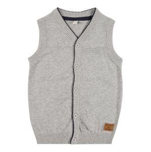 ESPRIT Pletená bunda  šedá