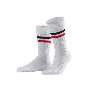 FALKE Ponožky 'ASS SO'  modrá / červená / bílá
