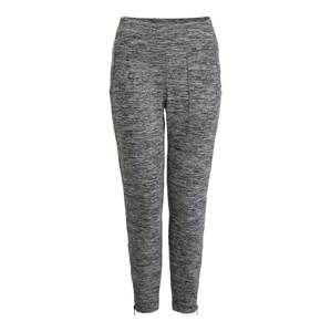 Marika Sportovní kalhoty 'RAVEN'  šedá / černá