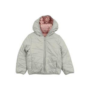 NAME IT Zimní bunda 'MUMI'  šedá