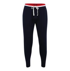 POLO RALPH LAUREN Pyžamové kalhoty 'SPN-SLB'  námořnická modř
