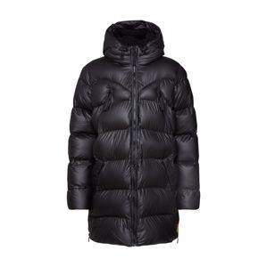 HUNTER Zimní kabát  černá
