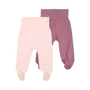 JACKY Kalhoty  fialová / růžová