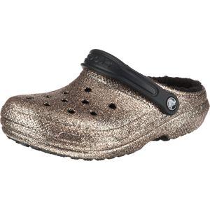 Crocs Pantofle  zlatá