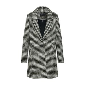 SCOTCH & SODA Přechodný kabát  antracitová / bílá