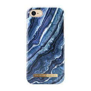 IDeal Of Sweden Pouzdro na smartphone 'Fashion Case'  modrá / bílá