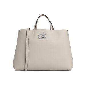 Calvin Klein Nákupní taška  béžová