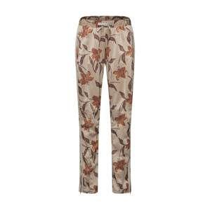 10Days Kalhoty  světle béžová / mix barev