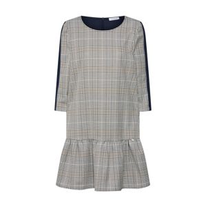 Rich & Royal Šaty  světle hnědá / šedá