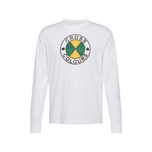 CROSS COLOURS Tričko  bílá