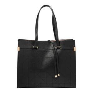 ALDO Nákupní taška 'RIVERBANK'  černá
