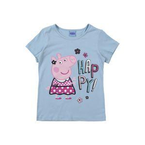 Peppa Pig Tričko  modrá