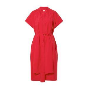 Ottod'Ame Košilové šaty 'ABITO'  červená