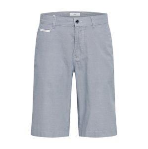 BRAX Chino kalhoty 'Bari C'  bílá / chladná modrá