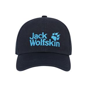 JACK WOLFSKIN Čepice  noční modrá